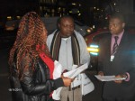 Nigerian LGBTI In Diaspora Against Anti-Same Laws. Protest Londo 009