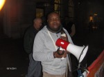 Nigerian LGBTI In Diaspora Against Anti-Same Laws. Protest Londo 013