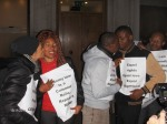 Nigerian LGBTI In Diaspora Against Anti-Same Laws. Protest Londo 023