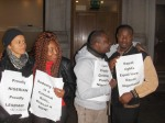 Nigerian LGBTI In Diaspora Against Anti-Same Laws. Protest Londo 026